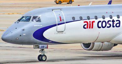 Air Costa Contact